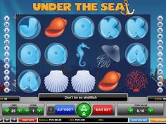Games To Play Now, Gratis Online, Coin Values, Free Slots, Slot Machine, Under The Sea