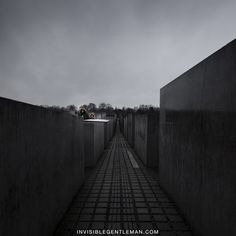 BERLIN HOLOCAUST MEMORIAL | Peter Eisenman | Berlin, Germany