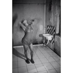 Rio de Janeiro. Trans shower room. 2015 from a Leica monochrom file, this image sings in print. 2 ...