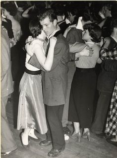 Teddy Boys at the Dancehall Teddy Girl, Teddy Boys, Oscar Wilde, 1950s Dance, Life In The 1950s, Elephant And Castle, Moon Dance, Shall We Dance, Thing 1