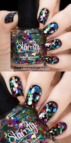 The world's most AMAZING nail polish! BUY THIS POLISH: http://bit.ly/LLPPinterest1