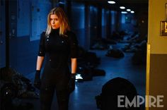 First Look At 'The Invisible Woman''s Costume, Not interested in seeing this in theaters, since I personally don't care for Fox CBMs