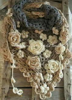Rossella Benuzzi cotton baktus