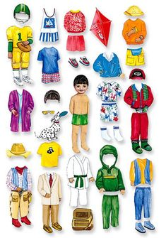 Carlos - Latino Boy Doll in Felt Paper Doll Template, Paper Dolls Printable, Paper Toys, Paper Crafts, Old Baby Clothes, Dress Up Dolls, Doll Quilt, Vintage Paper Dolls, Crafts For Kids To Make