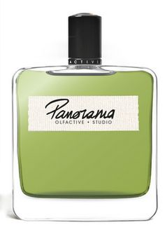 Panorama Olfactive Studio. Green and wild, Panorama is the perfume of an urban jungle, an interplay of original combinations, like this surprising accord of hot and spicy wasabi. When notes of myrrh spring up among other warm and bewitching resin-based notes, an incredible contrast emerges with elegance.