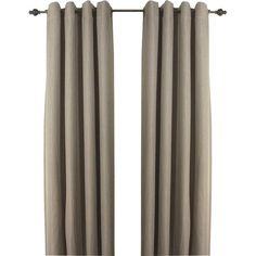 Found it at Wayfair - Blanca Grommet Single Curtain Panel