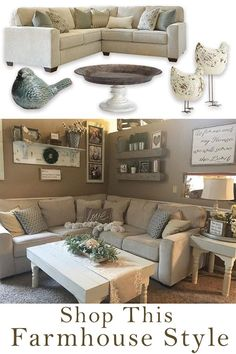 Homes and styles: Living Room Decorating Ideas on a Budget | photos