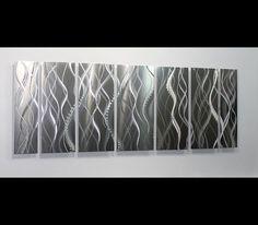 Faulty Perfection Metal Wall Art by Jon Allen
