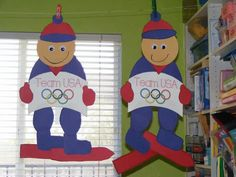 Olympic ski craft