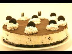 Cheesecake cu Oreo fara coacere - Ep 2 - Adygio Kitchen - YouTube Tiramisu, Oreo, Biscuit, Cheesecake, Food And Drink, Ethnic Recipes, Desserts, Cakes, Kitchen