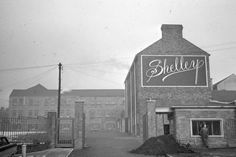 Unseen images of Fenton: Bert Bentley Collection | Stoke Sentinel###2. Shelley's Pottery, King Street