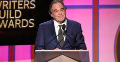 Ron Paul just interviewed Oliver Stone and drew attention to a powerful speech given by the superstar at the 2017 Writers Guild Awards, in which he exposed the establishment.