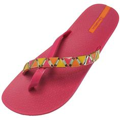 084ea6c92aa Ipanema Women s Imperial Flip Flop -- Awesome product. Click the image    Sandals Orange