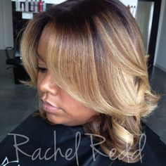 Trendy hair tips blonde colored ideas Curly Hair Styles, Natural Hair Styles, Dope Hairstyles, Hair Laid, Relaxed Hair, Blonde Color, Hair Highlights, Hair Looks, Hair Lengths