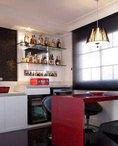 mini bar no apartamento - Pesquisa Google