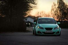 Seat Ibiza 6J
