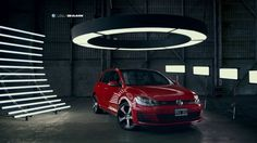 VW Golf GTI Fast Film - Slow Motion:3 seconds is plenty of time for a Golf GTI 高速攝影+一鏡到底