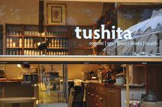 Tushita Teehaus, München / Klenzestr. 53, München - Has gluten-free cakes and pies daily.