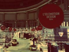 The L'ED's experience arrives in Milan to surprise everyone  https://www.facebook.com/LedEmotionDesign?fref=ts