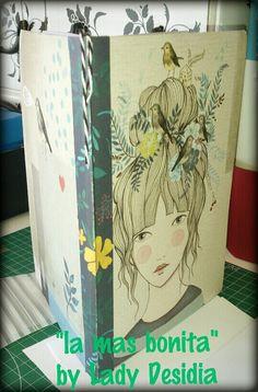 La mas bonita by Lady Desidia..