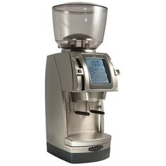 The #Baratza Forte #Grinder from the #onlinecoffeehouse has a 64% more powerful DC motor (254W vs 153W). This enables cooler and quieter grinding.  A grind retention test with the Baratza Forte Grinder yields excellent results, producing a 15.8-gram dose out of 16 grams.