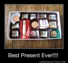 That would be an awesome gift :)