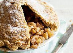 Torta de maçã | apple pie recipe