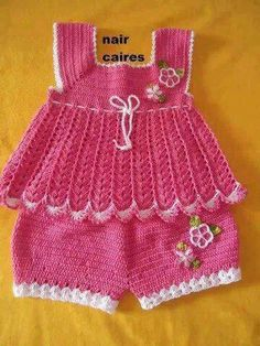 Crochet Girls Crochet Baby Poncho Crochet Baby Clothes Crochet For Kids Baby Knitting Knit Crochet Quick Crochet Baby Girl Dresses Baby Coatmonths baby girl coral pink crochet knit romper skirt with headband/layer overall/prop outfit/ shower gift/bir Crochet Baby Poncho, Crochet Toddler, Baby Girl Crochet, Baby Knitting, Crochet Pants, Free Knitting, Free Crochet, Crochet Top, Baby Dress Patterns