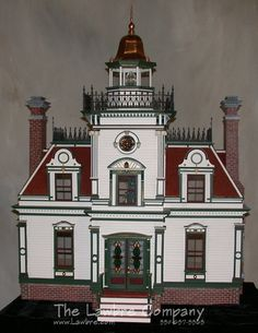Lighthouse : The Lawbre Company & Architectural Etc, The Home of Fine Scale Miniatures