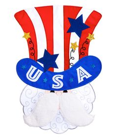 Loving this Uncle Sam Outdoor Flag on #zulily! #zulilyfinds