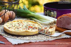 #kamzakrasou #spagetti #photography #pie #vegetables #lunch #homesweethome #delicious #healthykitchen #healthyfood #vegansofig #whatveganseat #foodblog #foodlover #dnesjem #instaslovakia #instafoood #vegansk #vita #vitamins #vitarian #instalike #instafoood #instagood #love #loveit #followme #follow4follow #followforfollow #followbackSlaný koláč s pečenou šunkou a jarnou cibuľkou
