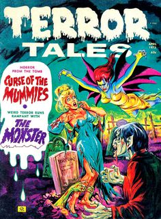 Terror Tales Vol. 05 #2 (Eerie Publications, 1973)