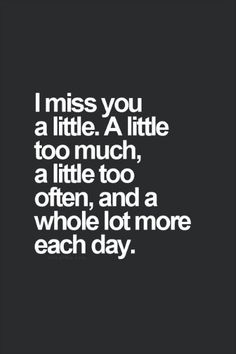 Long Distance Quotes : 60 Missing You Quotes and Sayings Meowchie's Hideout