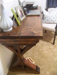 Wood Handmade Desk