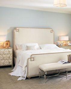 Bernhardt Ophelia Upholstered Queen Bed