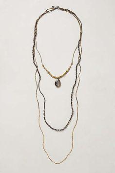 Briolette Sands Layered Necklace