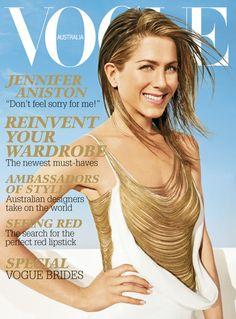 Vogue Australia (June 2006) - Jennifer Aniston