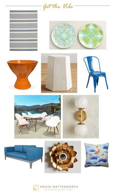 BRINGING THE INDOORS TO YOUR OUTDOOR SPACE by Krista Watterworth Alterman at The Studio