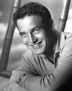 For more Paul Newman pics and info, and all things Classic Hollywood, visit my website!