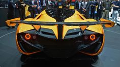 Apollo Arrow rises from Gumpert ashes with 1,000 hp