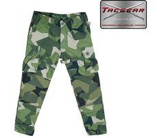 TacGear TacGear Einsatzhose Spezialkräfte, schwedisch M90 / mehr Infos auf: www.Guntia-Militaria-Shop.de