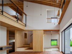 《日本建築Case Studies》木造專屬限定,自然和風慢活居意 @ 綠‧建築家 :: searchouse.net