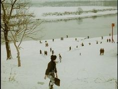Zerkalo a.k.a. The Mirror (1975, Andrei Tarkovsky) / Cinematography by Georgi Rerberg