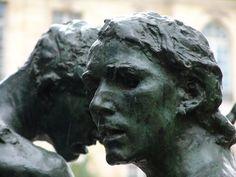 Rodin, Burghers of Calais