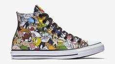 Looney Tunes Converse Sneakers | Sole Collector