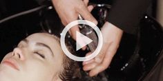 How To Wash Your Hair, With Colorist Christophe Robin