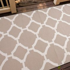 Jaipur Rugs Maroc Silver Geometric Rug | Wayfair
