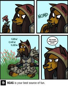 Skyrim logic hahaha so true