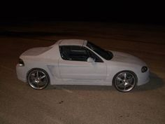 Honda Del Sol Body Kits | 1993 Honda Wide Body Del Sol SI W/20s $6,500 Possible trade ...