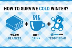 How To Survive Cold Winter? – www.teddyway.com via @ http://www.liveinfographic.com/ rracius, September 27, 2017 at 07:01PM  - #Featured